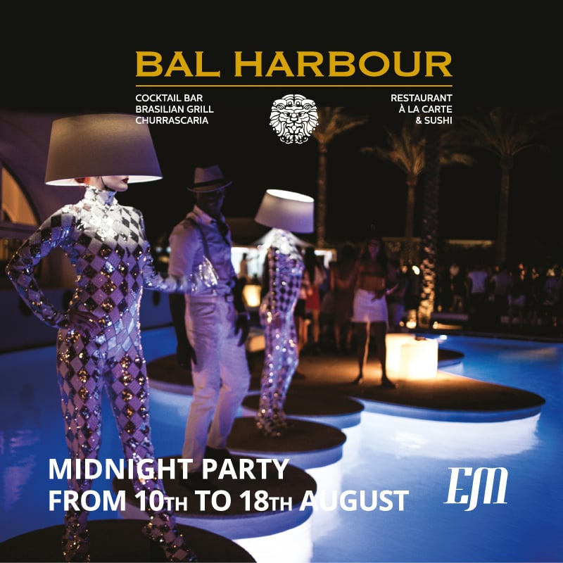 Midnight Party - dal 10 al 18 agosto 2016
