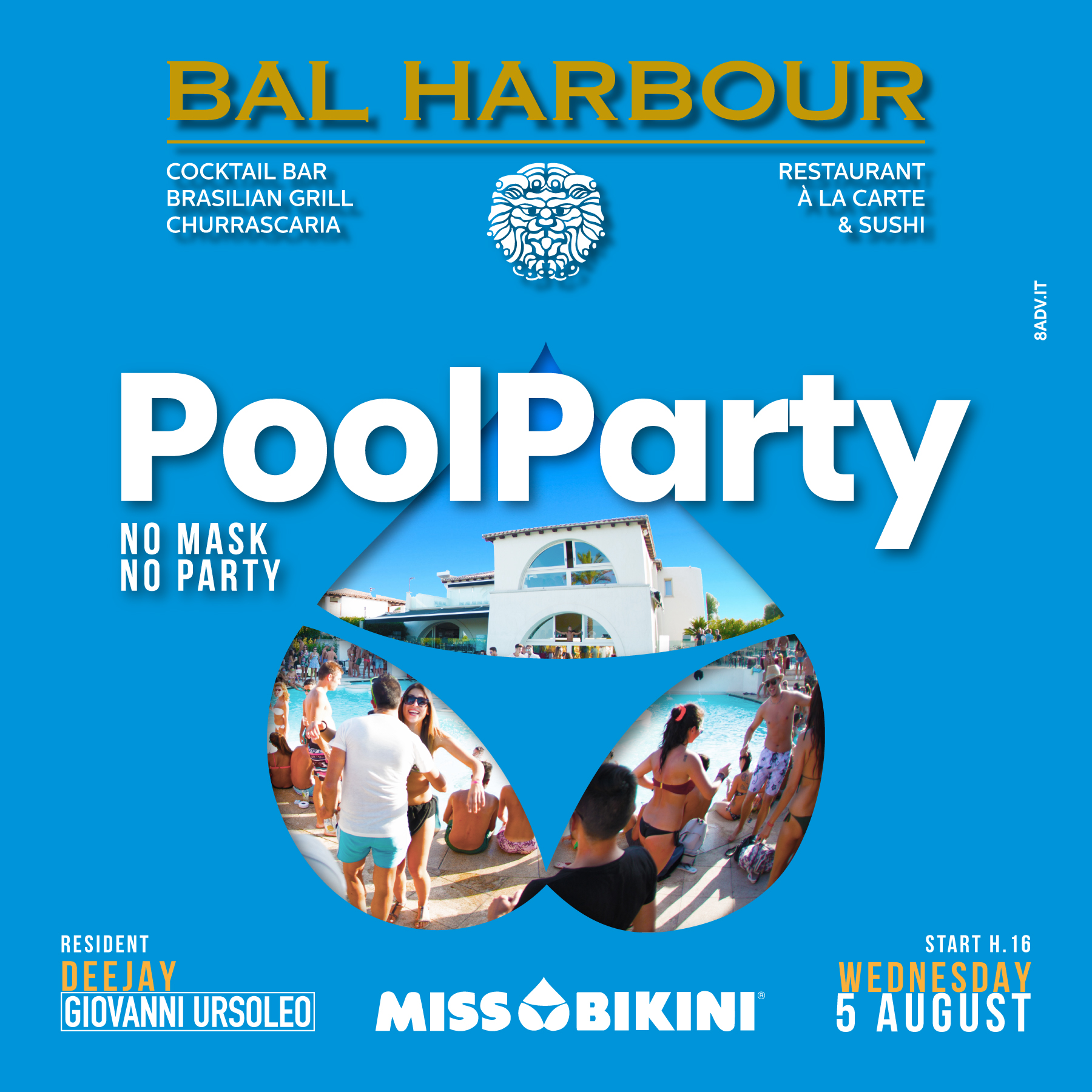Pool Party Miss Bikini